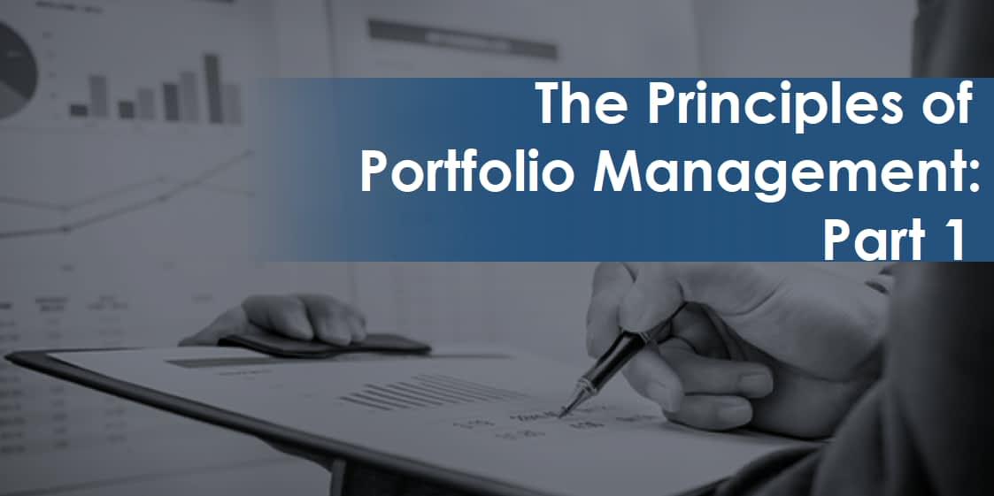 Principles of Portfolio Management: Part 1 – SWL Webinar Episode