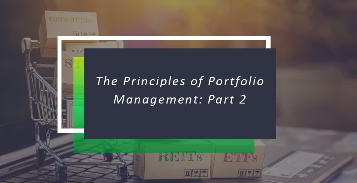 Principles of Portfolio Management: Part 2 – SWL Webinar Episode